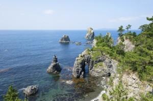 山口県HP青海島