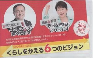社民党(ビジョン)