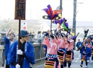 山口県HP厚狭秋祭り